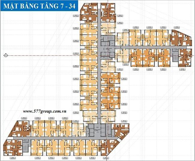 mat bang tang 7-34 pegasuite